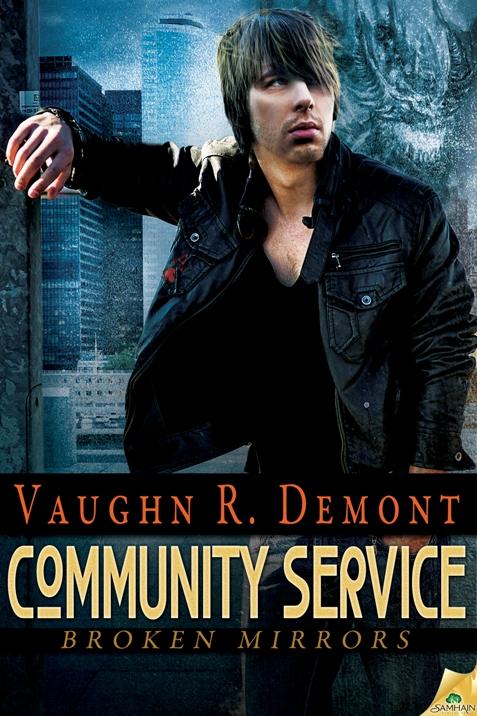 Community Service (Broken Mirrors #3)